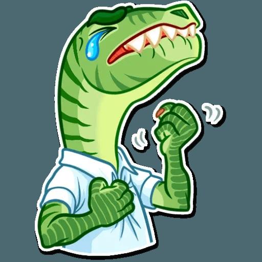 Velocirraptor - Sticker 17