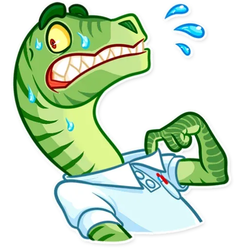 Velocirraptor - Sticker 5