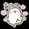 Kanahei 03 - Tray Sticker