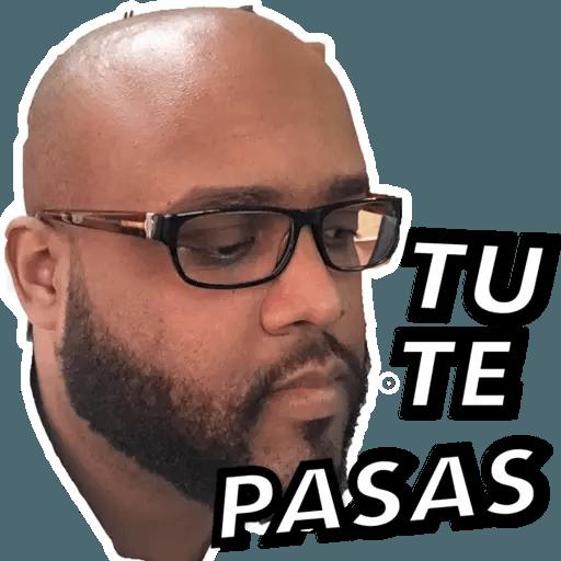 Dominicanadas - Sticker 6