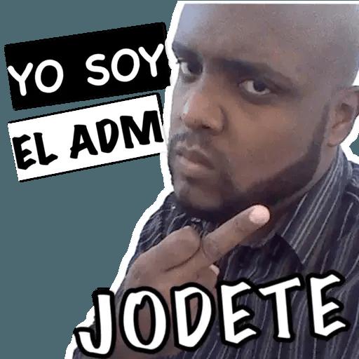 Dominicanadas - Sticker 7