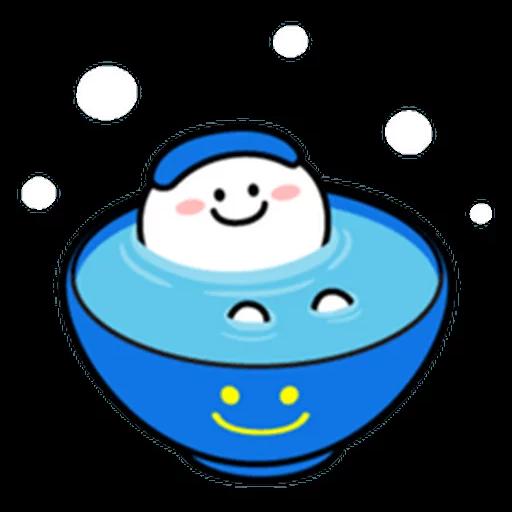 SmilePerson_SmallSmile_SeRaMo - Sticker 26
