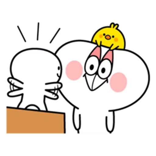 SmilePerson_SmallSmile_SeRaMo - Sticker 2