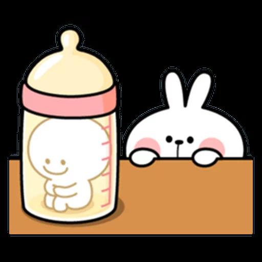 SmilePerson_SmallSmile_SeRaMo - Sticker 22