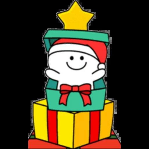 Christmas Spoiled Rabbits - Sticker 30