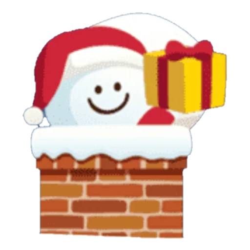 Christmas Spoiled Rabbits - Sticker 19
