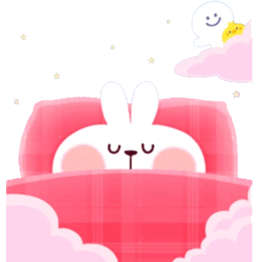 Christmas Spoiled Rabbits - Sticker 28