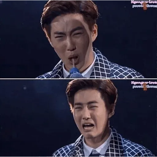 EXO MEME 1 - Sticker 22
