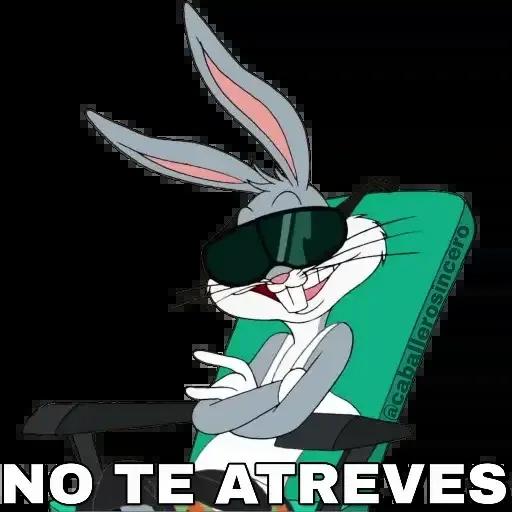 Bugs Bunny 2 - Sticker 12