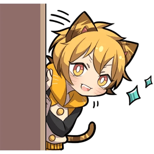 Tiger Kitten - Sticker 19