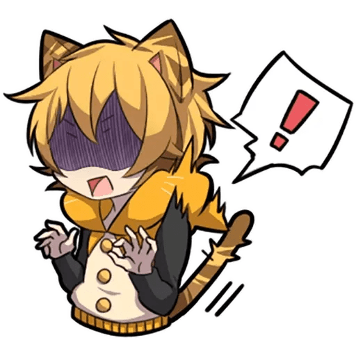 Tiger Kitten - Sticker 16