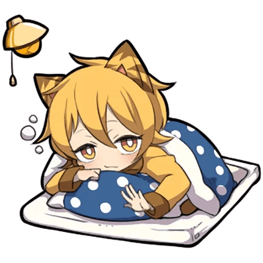 Tiger Kitten - Sticker 4