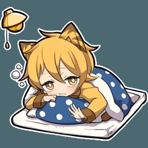 Tiger Kitten - Sticker 4