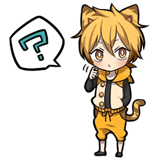 Tiger Kitten - Sticker 15