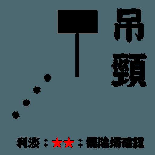 溫書陰陽燭 - Sticker 7