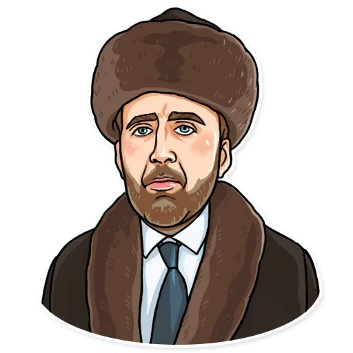 Nicolas Cage - Sticker 15