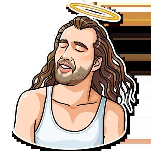 Nicolas Cage - Sticker 10