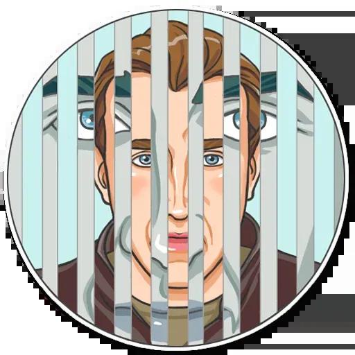 Nicolas Cage - Sticker 11