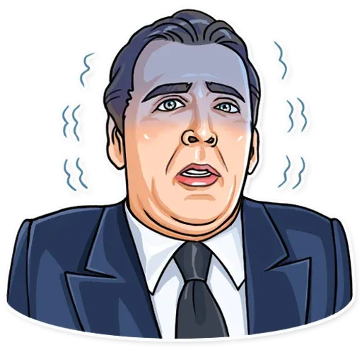 Nicolas Cage - Sticker 5