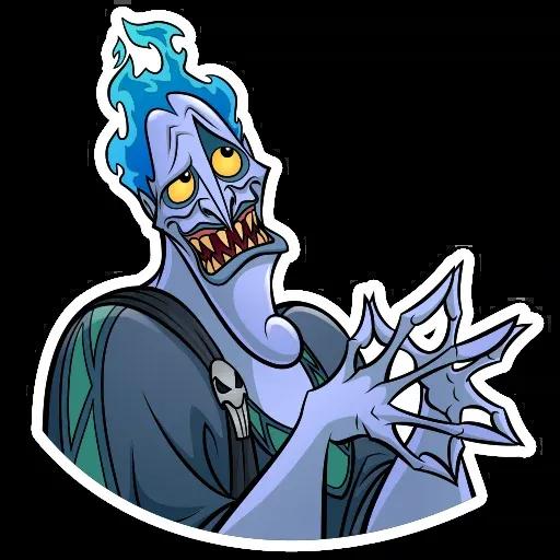 Hades - Sticker 25