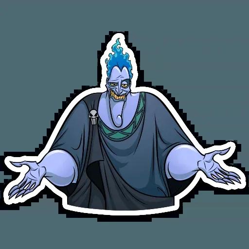 Hades - Sticker 19