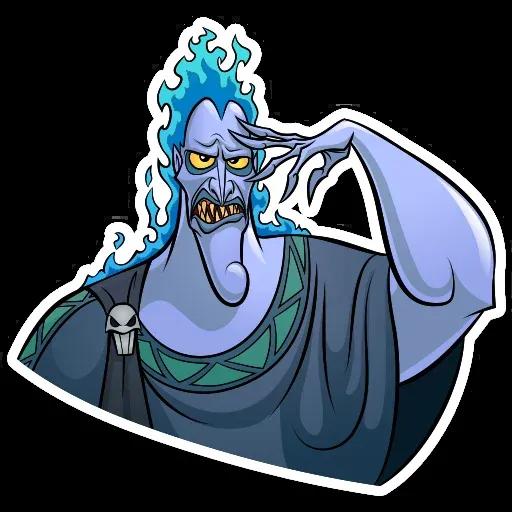 Hades - Sticker 1