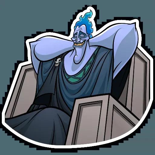 Hades - Sticker 27
