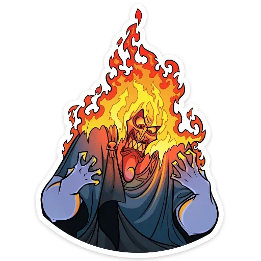 Hades - Sticker 20
