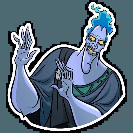 Hades - Sticker 30