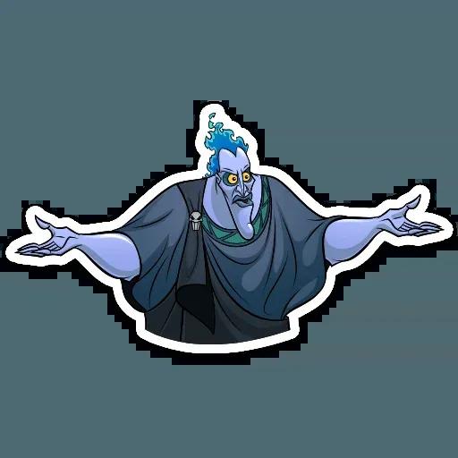 Hades - Sticker 3