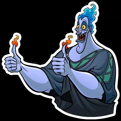 Hades - Sticker 11