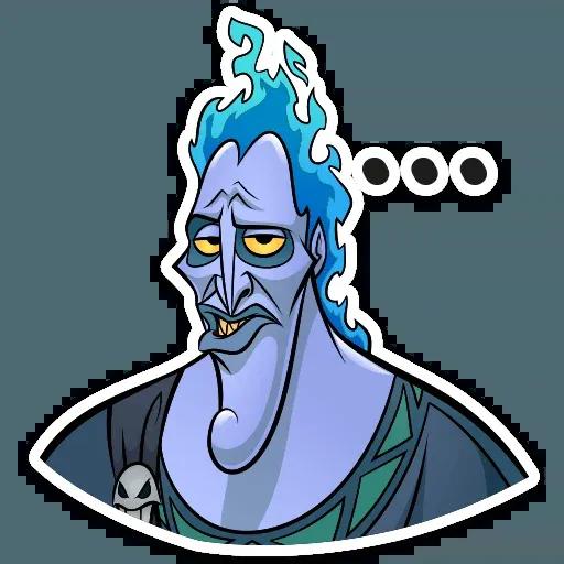 Hades - Sticker 12