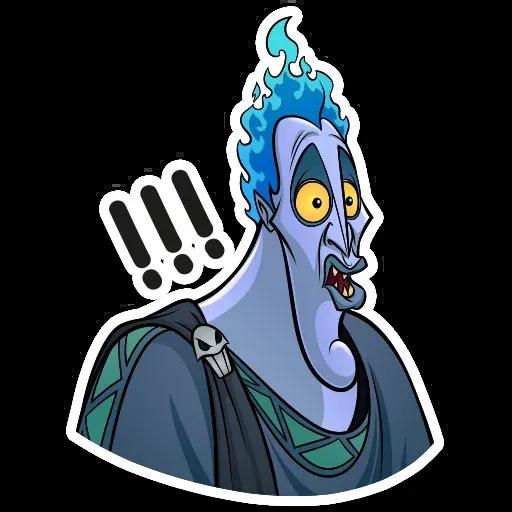 Hades - Sticker 21