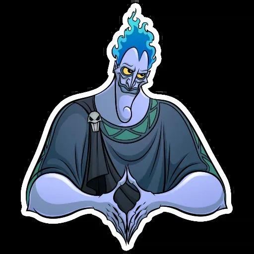 Hades - Sticker 2