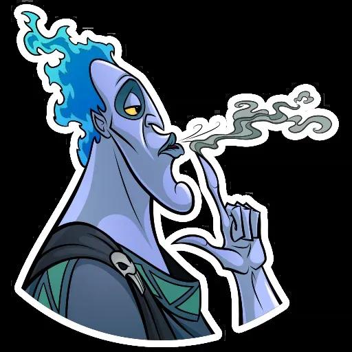 Hades - Sticker 9