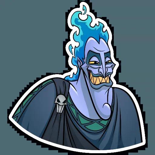 Hades - Sticker 13