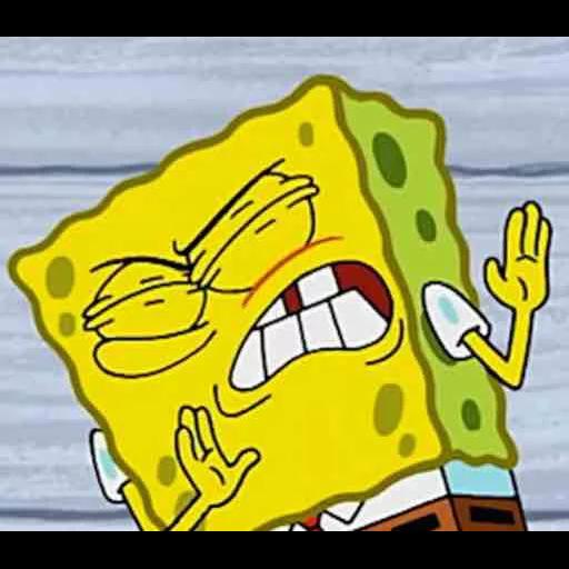 Spongebob - Sticker 7