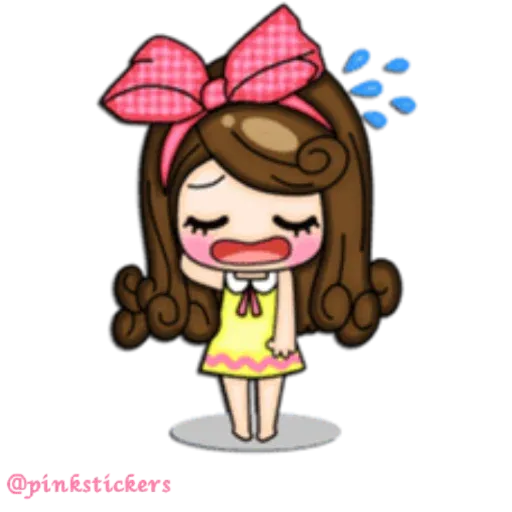 Cute - Sticker 13