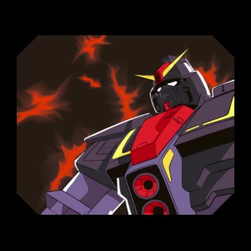 Gundam - Sticker 24