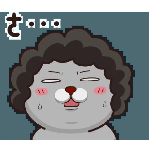 塔嬸 - Sticker 20