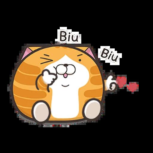 chubbylanlancat1 - Sticker 5