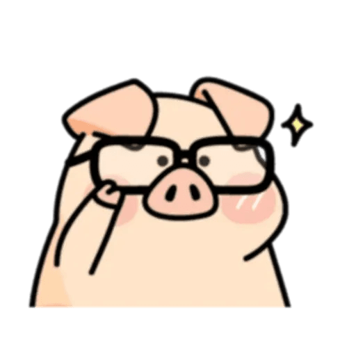 PigPig&GuaGua 2 - Sticker 19