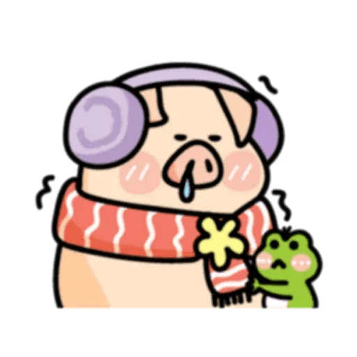 PigPig&GuaGua 2 - Sticker 8