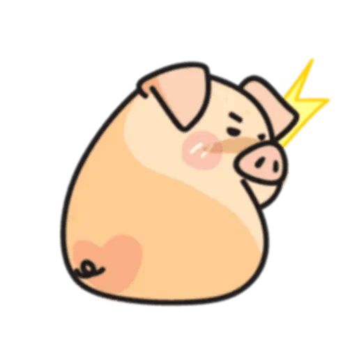 PigPig&GuaGua 2 - Sticker 9