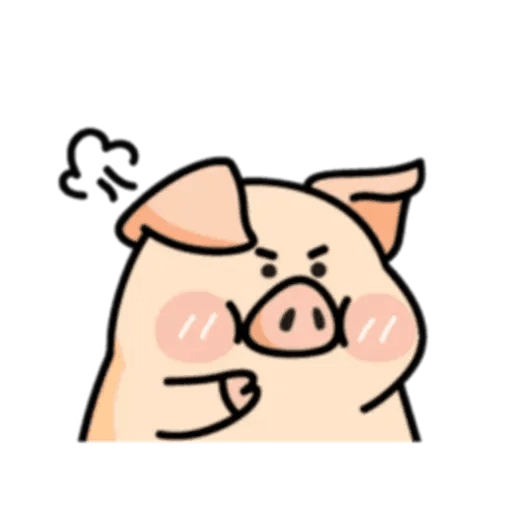 PigPig&GuaGua 2 - Sticker 6