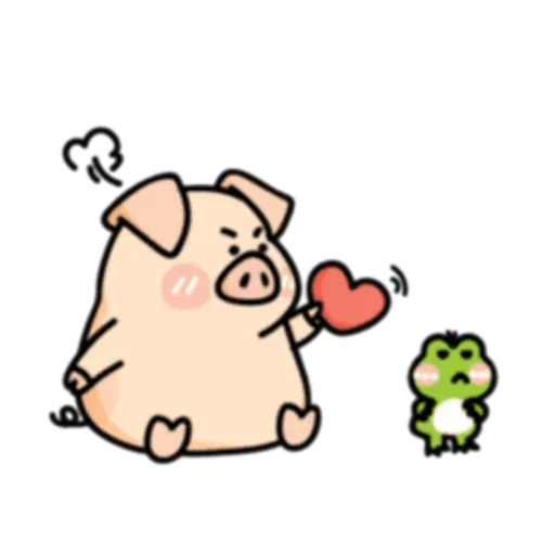PigPig&GuaGua 2 - Sticker 17