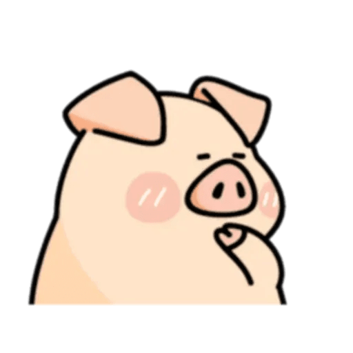 PigPig&GuaGua 2 - Sticker 4