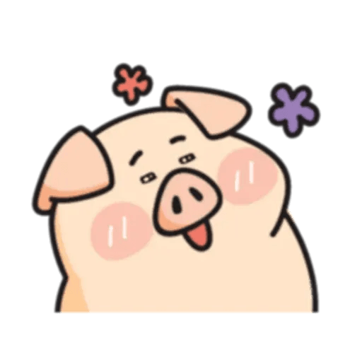 PigPig&GuaGua 2 - Sticker 7