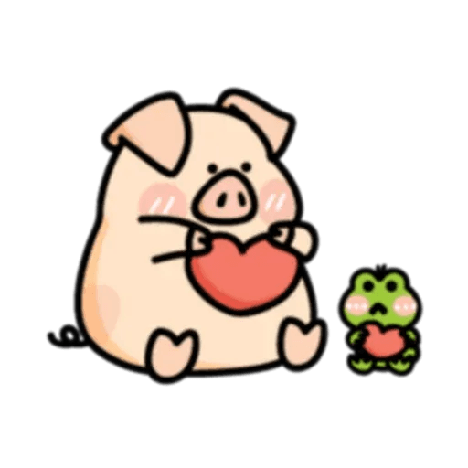 PigPig&GuaGua 2 - Sticker 18