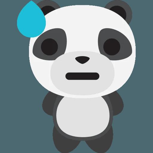 Panda - Sticker 5